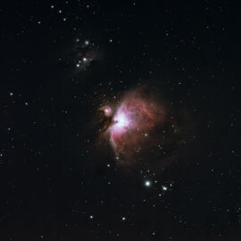 The Orion Nebula (January 2019)